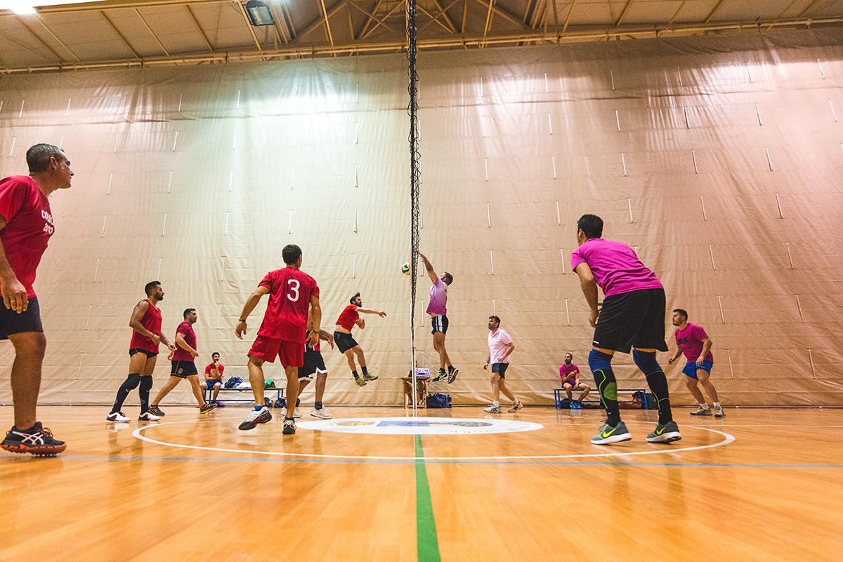 Voleibol 100 Horas de Deporte