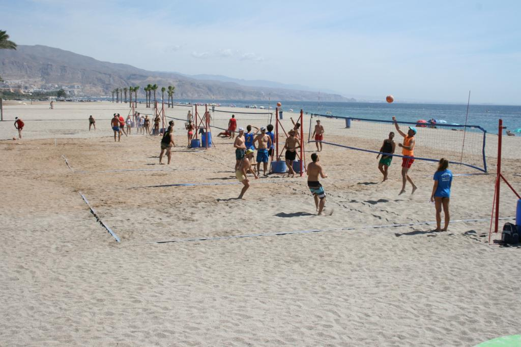 Voley Playa 100 Horas de Deporte